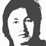 Tomohiro Okada face graphic design like サイゾー